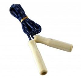 Въже за скачане с дървени дръжки - 2