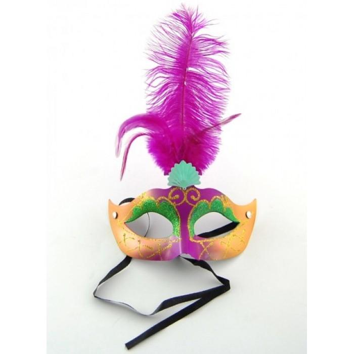 Карнавална маска - домино
