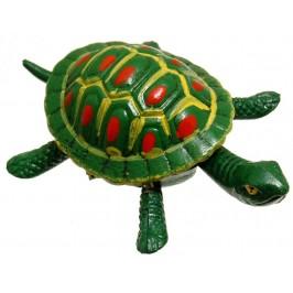 Сувенирна фигурка с магнит - костенурка - 5см
