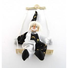 Люлееща се кукла палячо 20 см