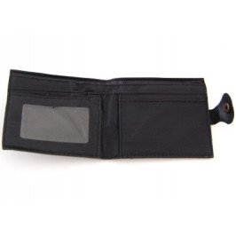 Елегантен портфейл от щампована еко кожа - 10х9см