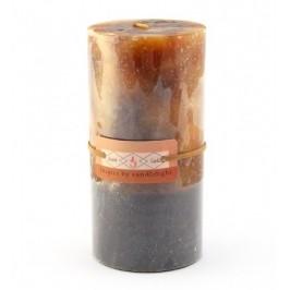 Ароматна свещ - форма цилиндър с размер 7