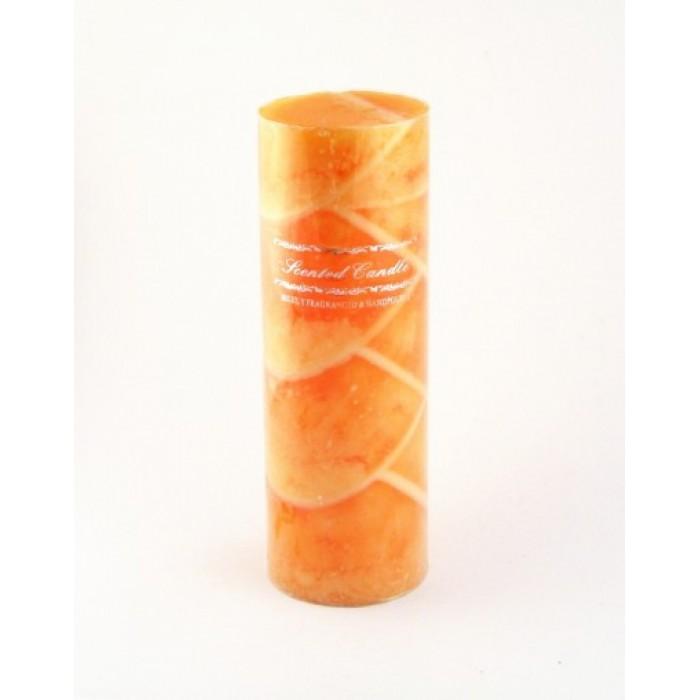 Ароматна свещ - цилиндър 22х7см