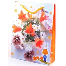 Подаръчна торбичка картон 128гр