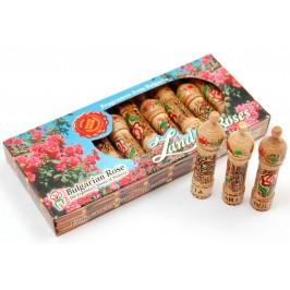 Комплект от десет броя мускали с фиолки розова есенция в красива тематична кутия