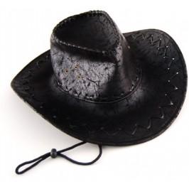 Лятна мъжка кожена шапка