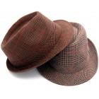 Шапка текстил - класическо каре с периферия