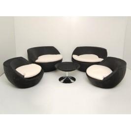 Комплект плетени мебели - PVC ратан