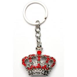 Сувенирен метален ключодържател - красива корона