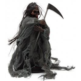 Декоративна фигурка - скелет призрак с коса