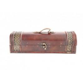 Декоративна дървена кутия в античен стил