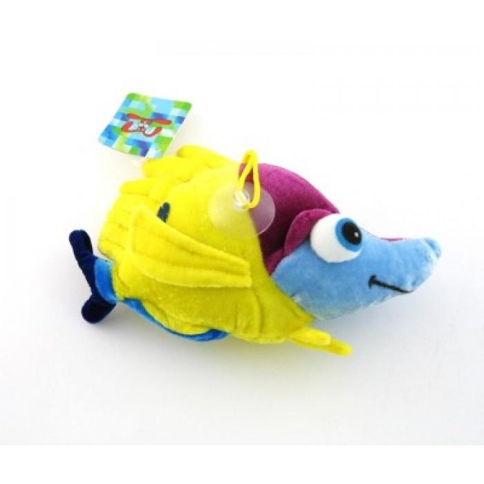 Плюшена фигурка риба 22см