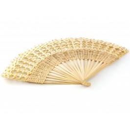 Декоративно ветрило от бамбук за окачване, дължина - 80см