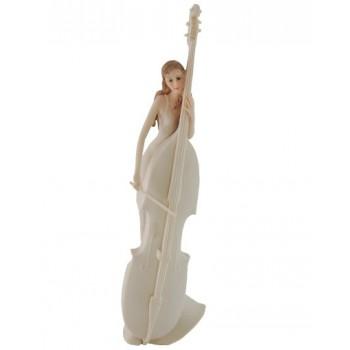 Декоративна керамична фигурка - 36см