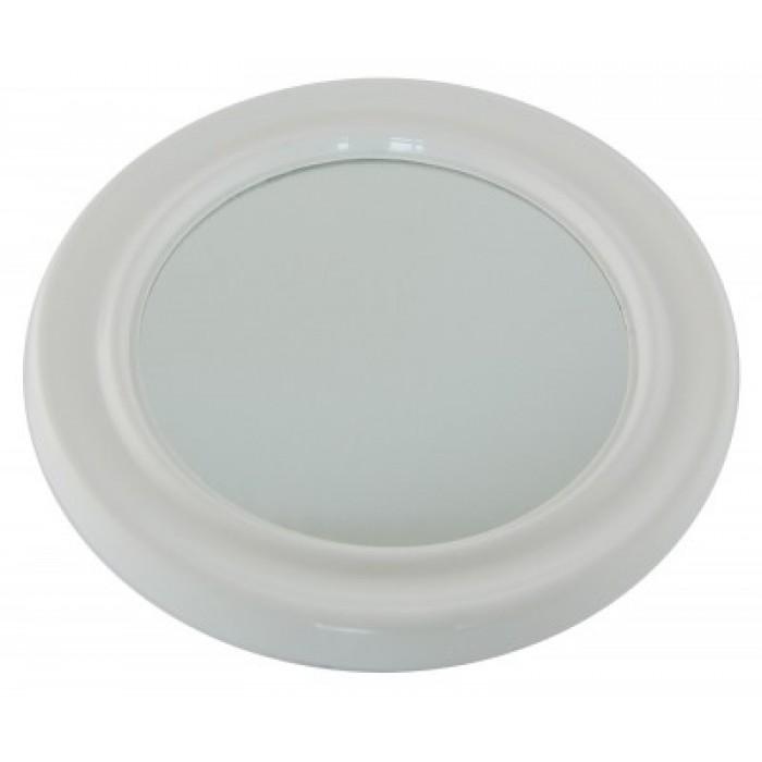 Огледало за баня рамка PVC - 31см