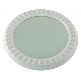Огледало за баня рамка PVC - 26см