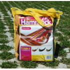 Сгъваем текстилен хамак - плътен цветен памук