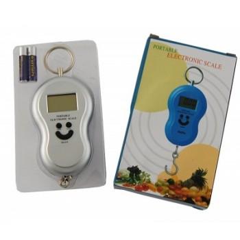 Електронен ръчен кантар, до 40 килограма