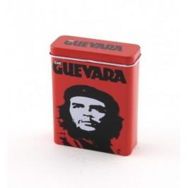 Метална кутийка за тютюн и цигари