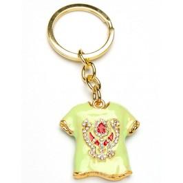 Сувенирен метален ключодържател - блузка