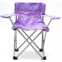 Сгъваемо столче с носеща конструкция - метал, седалка текстил