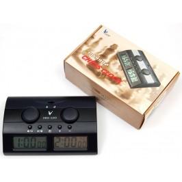 Електронен часовник за шах с дисплеи