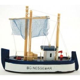 Сувенирен кораб-макет - Несебър