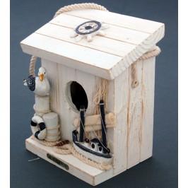 Сувенирна дървена къщичка