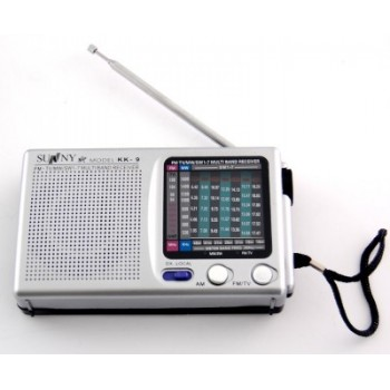 Портативен компактен радиоапарат