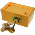 Декоративна метална кутийка за бижута