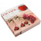 Красив фотоалбум за 100 снимки с твърди корици в кутия