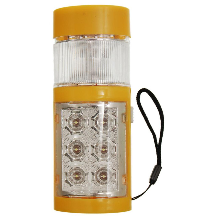 Светодиоден фенер с три режима на светене