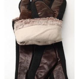 Мъжки ръкавици - еко кожа с подплата