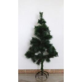 Декоративно коледно дръвче, с метаклна поставка