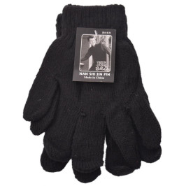 Топли и удобни мъжки ръкавици с еластичен маншет
