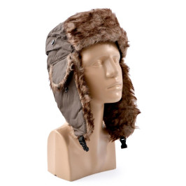 Зимна шапка, тип калпак с ушанки