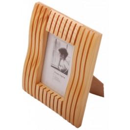 Красива дървена рамка за снимка