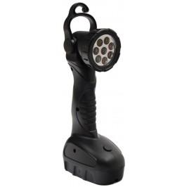 Диоден фенер с подвижно рамо и кука за закачване