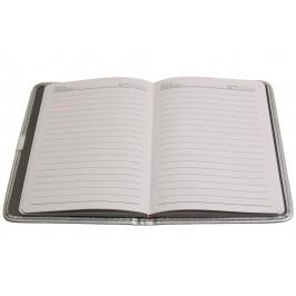 Луксозен тефтер с твърди корици - 96 страници