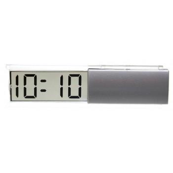 Мини настолен часовник с прозрачен дисплей