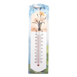 Стаен термометър, изработен от MDF материал