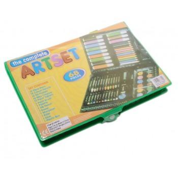Комплект за рисуване - 68 части