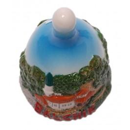 Сувенирна камбанка с релеф - Балчик