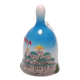 Сувенирна камбанка с релеф - София