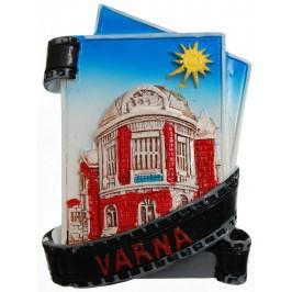 Декоративна фигурка с магнит - операта във Варна