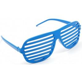 Карнавални очила без стъкла с решетка