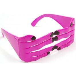 Карнавални очила - две длани събрани - без стъкла