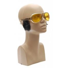 Парти аксесоар - очила с бакенбарди