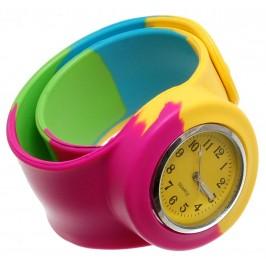 Ръчен многоцветен силиконов часовник със спортен дизайн
