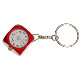 Сувенирен ключодържател - часовник във формата на зар